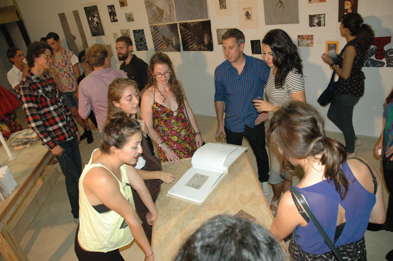 Impressions: a selection of Academic Printmaking and Artists' Bo