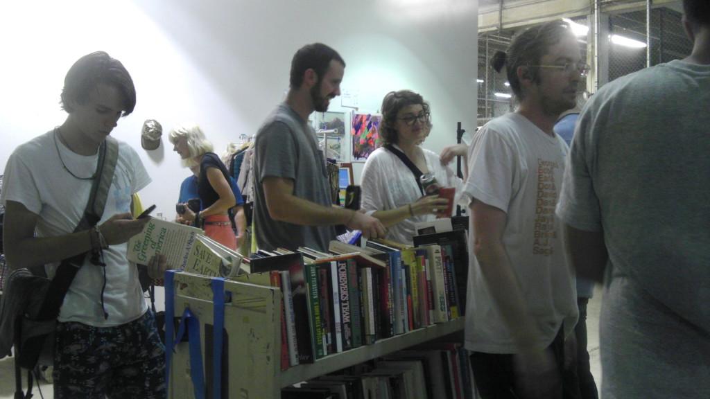 Bookleggers Two-Year Anniversary and City Magic Bazaar, 2014