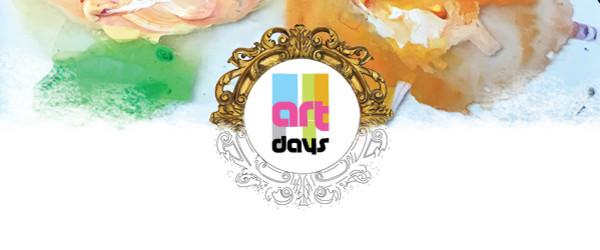 DWNTWN Art Days banner